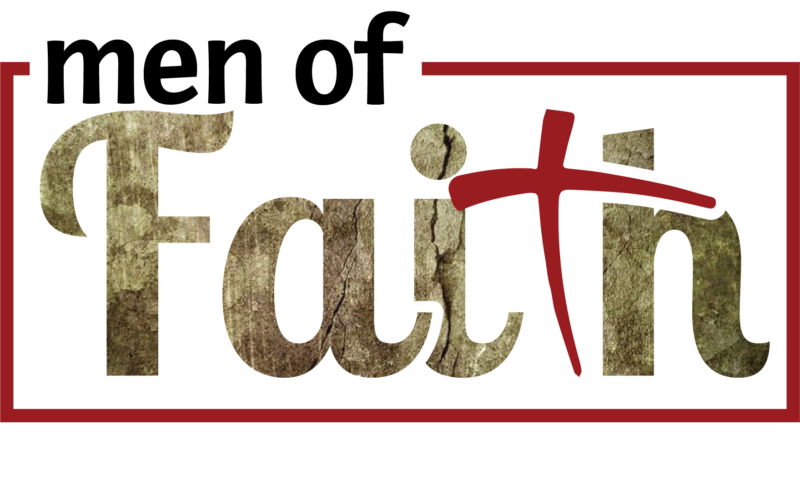 men of faith logo